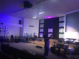 Pentecost International Church Service