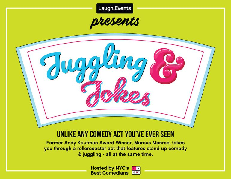 Juggling and Jokes - Comedy Show service