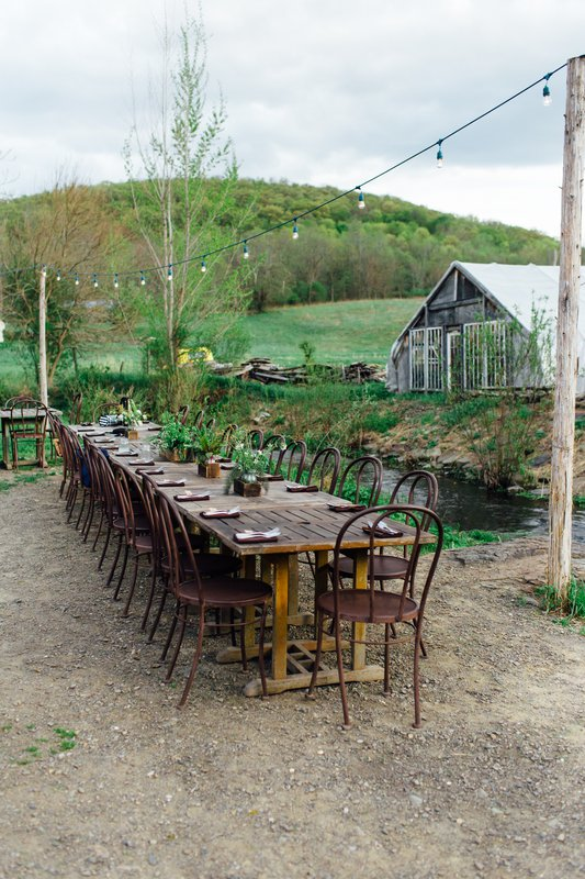 Sustainable Farm Dinner Series cover photo