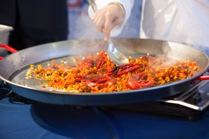 Channel Your Inner Chef, Hosted By HMS photo 141_Paella.jpg