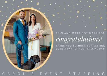 Erin and Matt got Married!
