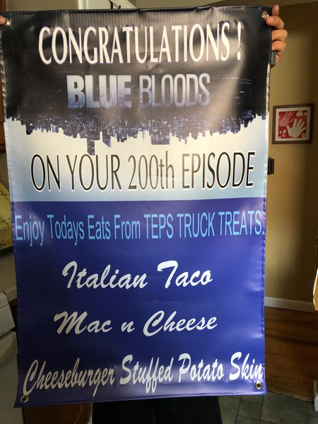 Blue bloods 200th episode  cover photo