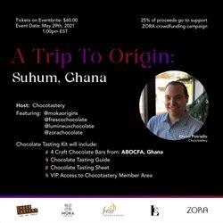 A Trip to Origin: Suhum, Ghana
