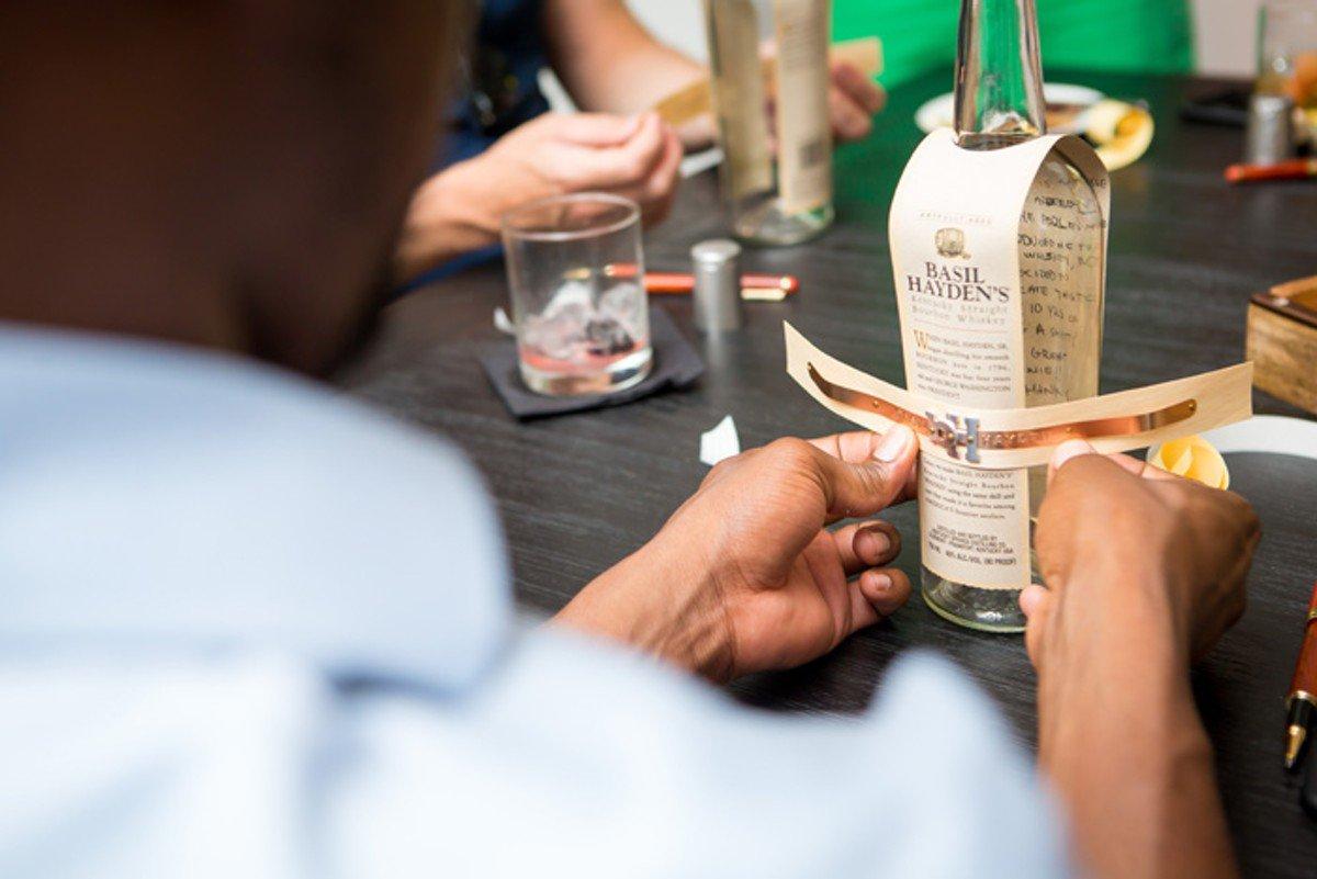 Basil Hayden's Bourbon in Residence photo Bourbon in Residence 2.jpg