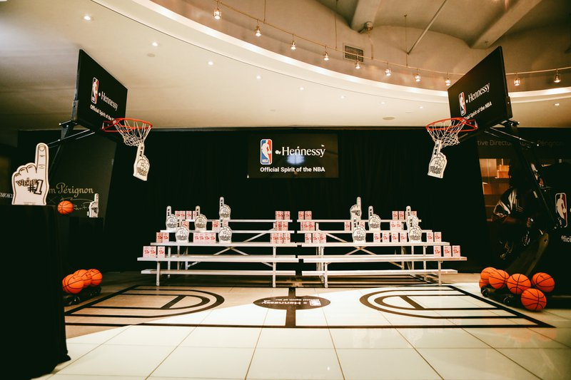 Hennessy x NBA Event in New York City cover photo