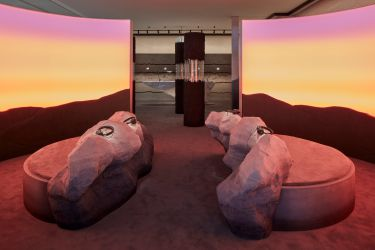 Art Basel Collectors Lounge