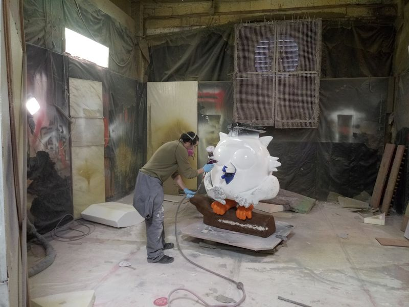 Spray Booth- Painting Services service