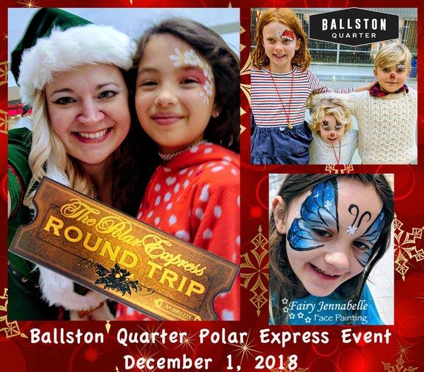 Ballston Polar Express Event cover photo