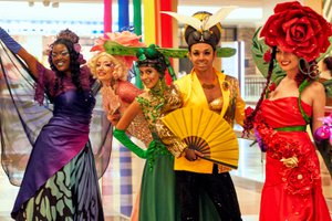 Pride Celebration at Westfield Center photo RainbowGroup1.jpg