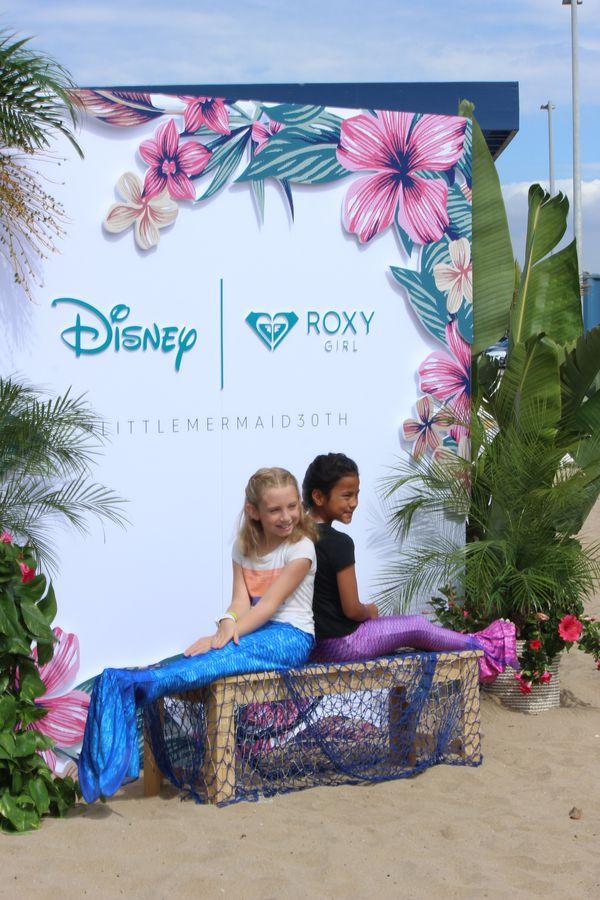 Disney x Roxy #TheLittleMermaid30th