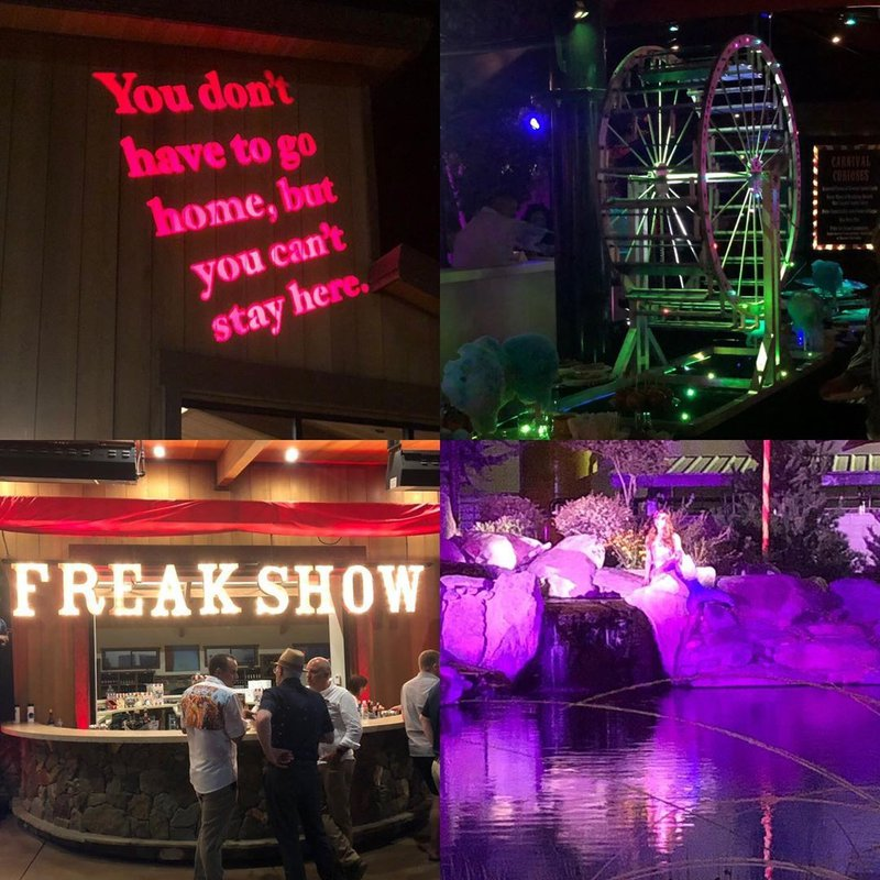 Freakshow Release Party