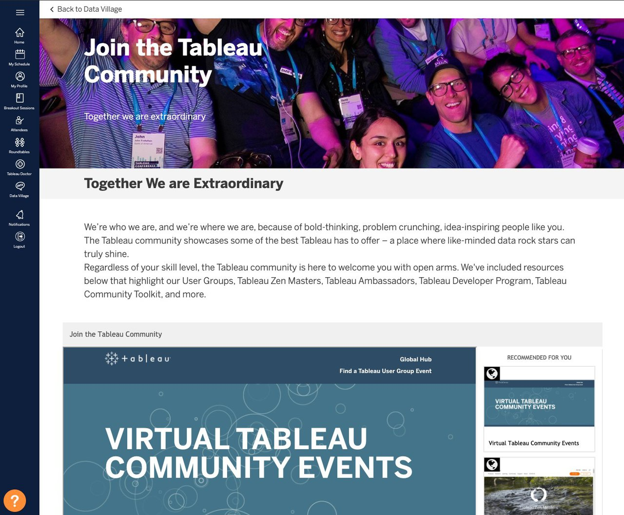 Tableau Live photo Copy of Data Village - Tableau Community.jpg