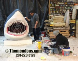 Spray Booth- Painting Services photo Shark Week 10.jpg