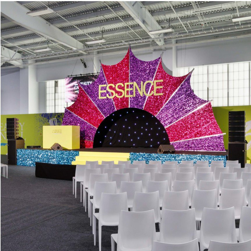Essence Beauty Carnival  photo ESSENCE Panel Discussion Stage .jpg