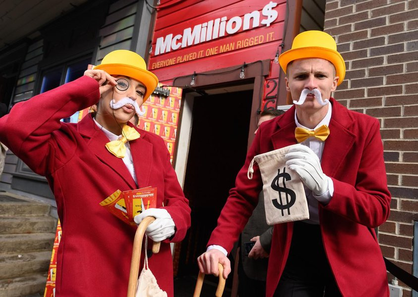 McMillions on Main Street Sundance 2020 cover photo