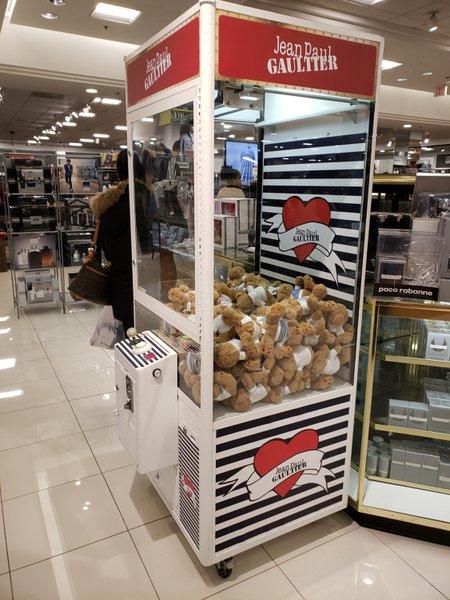 Jean Paul Gaultier In Store Activation