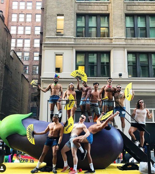 Grindr - PRIDE PARADE cover photo