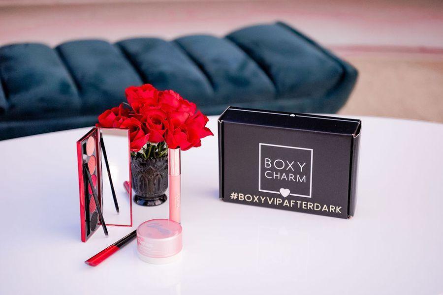 Boxy Charm Influencer Event