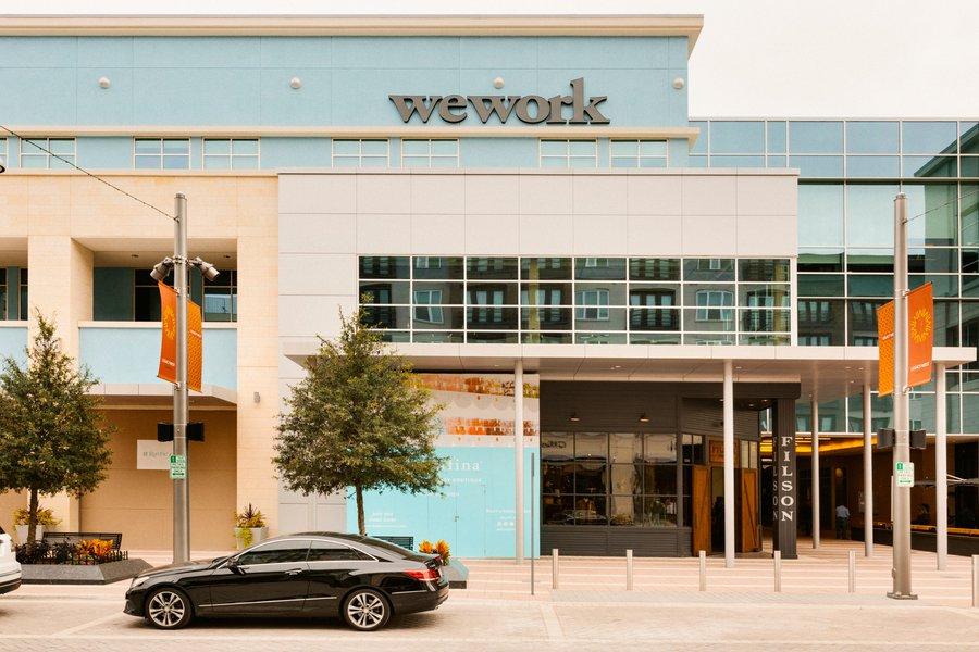 WeWork Legacy North