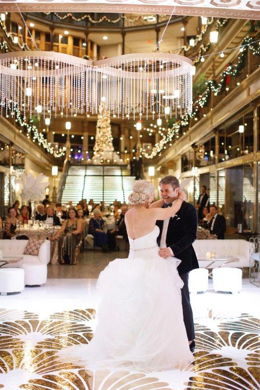 Glam NYE Wedding cover photo