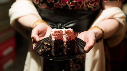 Five Year Anniversary Cake Walk