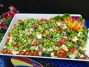 IKA Corporate Event  photo Edamame Salad.jpg