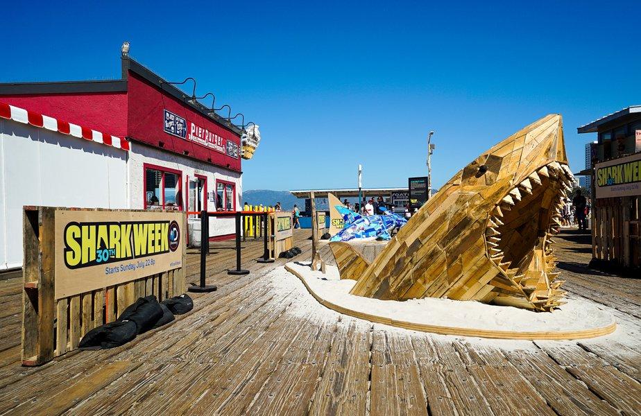 Shark Week 30th Anniversary  cover photo