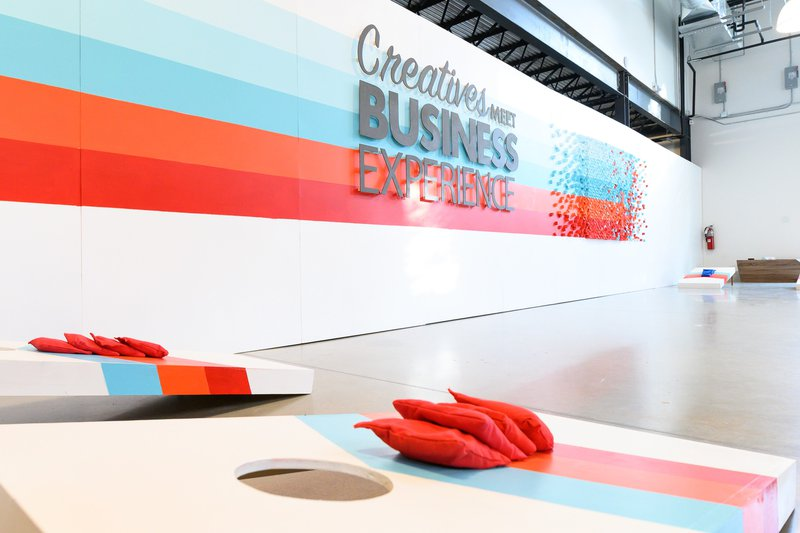 Creatives Meet Business Experience cover photo