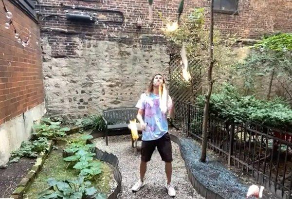 Juggling and Jokes - Comedy Show photo Screen Shot 2020-09-14 at 3.jpg