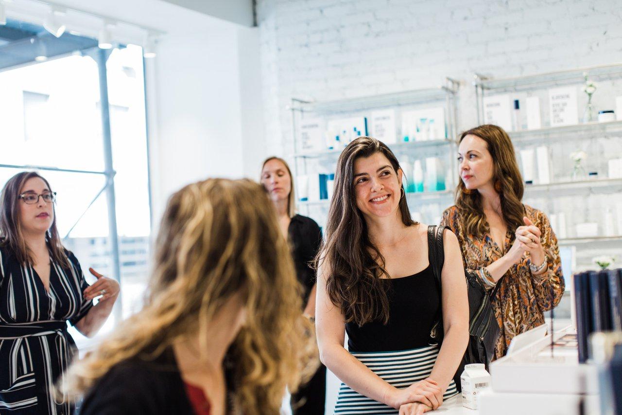 Clean Make Up Artists at Beauty Counter photo 20190609_Events_CleanBeautyArtistsClass-23.jpg