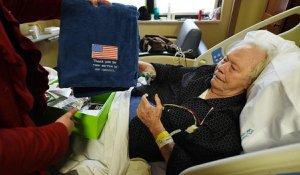 Virtual Team Building - Benefit Veterans photo Bham VA blanket.jpg