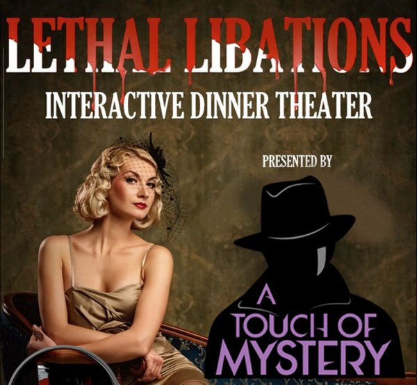Lethal Libations! cover photo