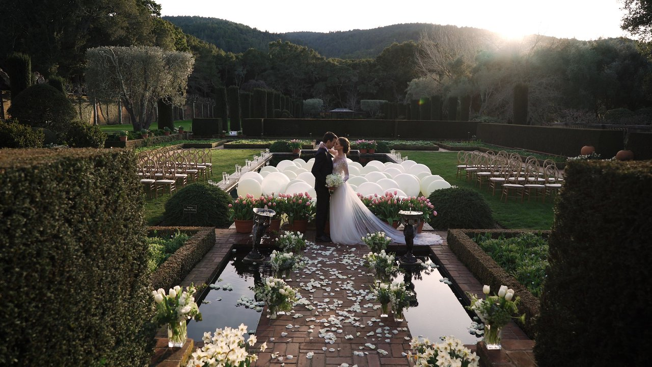 Filoli Gardens Editorial Shoot: Pond Cer photo Jeannette & Tucker - Wedding Day Feature Film - 4K.jpg