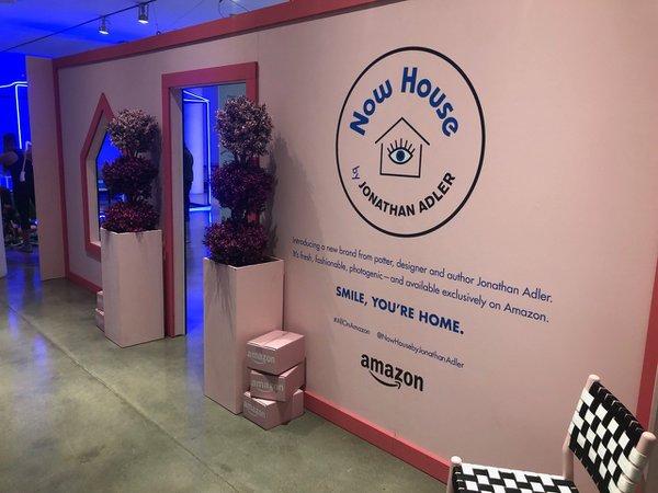 Amazon X Adler - Now House Launch cover photo