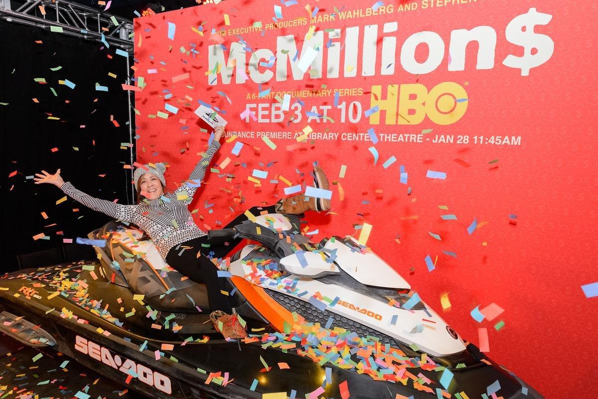 McMillions on Main Street Sundance 2020 photo Sea doo.jpg
