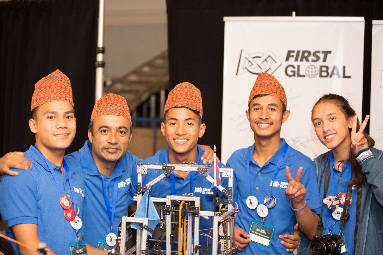 First Global Challenge  photo FirstGlobalChallenge1-3-86.jpg