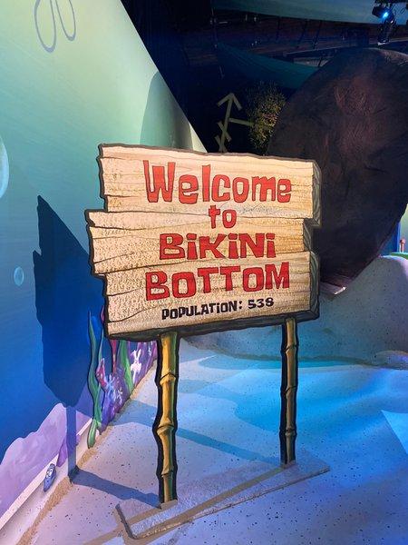 Spongebob 20th Anniversary Experience cover photo