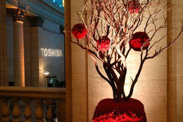 Toshiba Customer Event