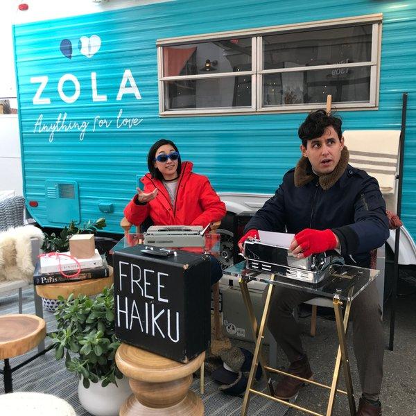 Zola Influencer/Consumer Activation cover photo
