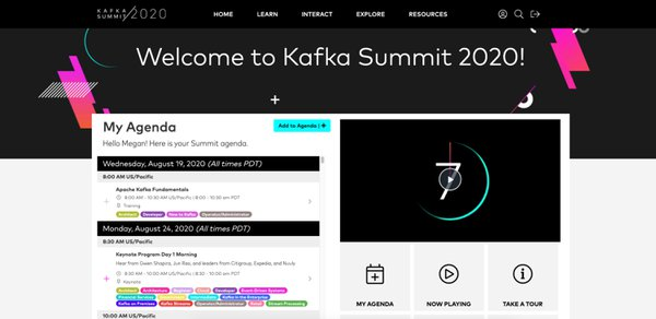 Virtual Kafka Summit cover photo