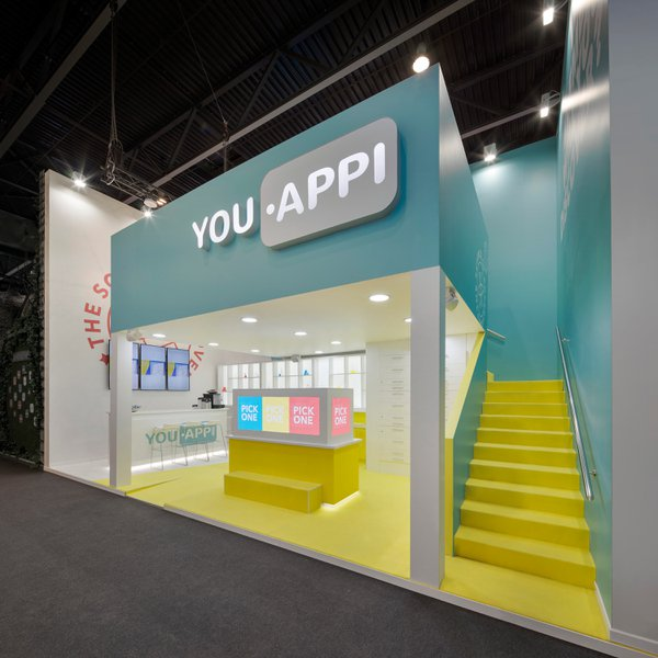 YouAppi at Mobile World Congress 2019 cover photo
