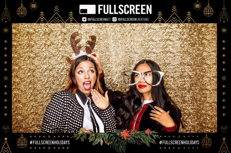 FullScreen Holiday Party cover photo