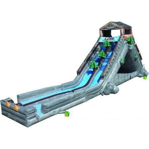 Corporate Events photo inflatable log jammer water slide with moonbounce.jpg