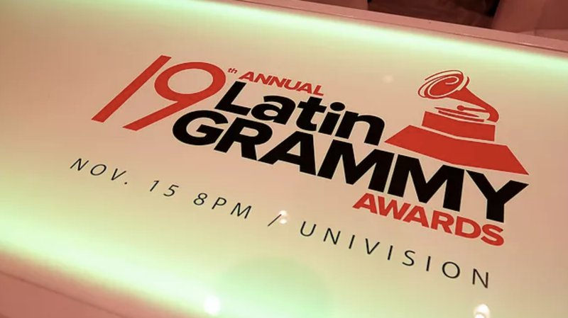19th Annual Latin Grammy Awards cover photo