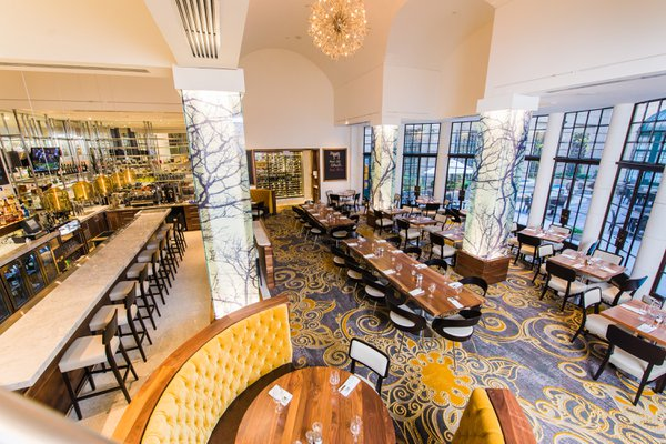 The Caucus Room Brasserie & Boveda cover photo
