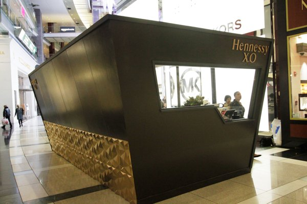 Hennessy Holiday Pop Up cover photo