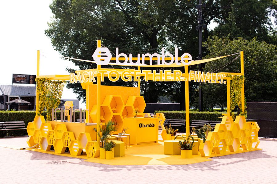 Bumble Hive Lollapalooza