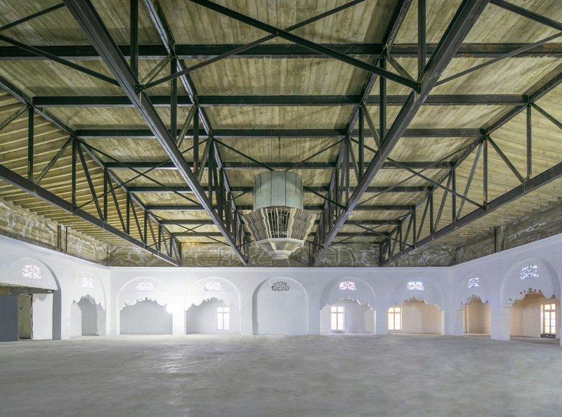 Ballroom space photo