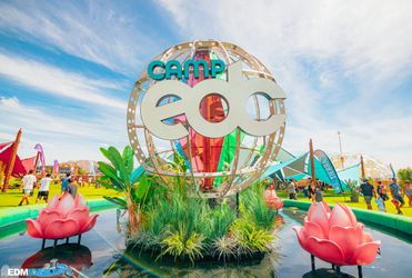 EDC Vegas: Camp EDC