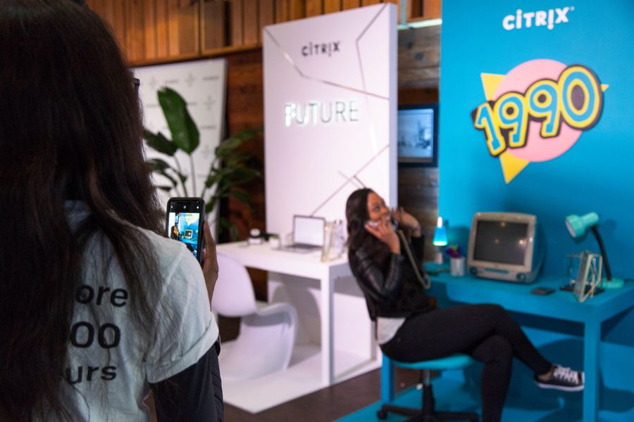Citrix Brand Activation @ SXSW